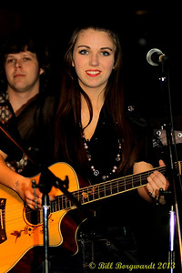 Karen Claypool - Dirt Road Angels - Elevation Entertainment CFR wrap up party at The Brix