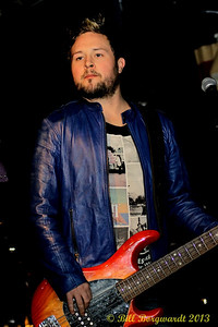 Andrew J Fuller - Jaydee Bixby - Elevation Entertainment CFR wrap up party at The Brix