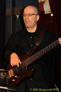 Bass - Elevation Entertainment CFR wrap up party at The Brix