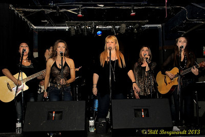 Dirt Road Angels - Elevation Entertainment CFR wrap up party at The Brix