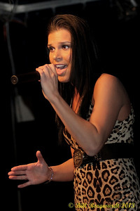 Lauren Mayell - Elevation Entertainment CFR wrap up party at The Brix