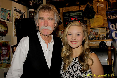 Gary Fjellgaard and Olivia Rose - Dog Rump Creek Tavern house concert