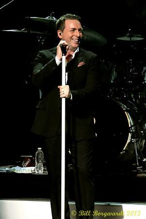 November 23, 2013 - Johnny Reid Christmas Show at Jubilee Auditorium