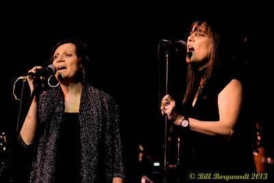 Angela Harris & Wendy Bird - Barney Bentall & the Grand Caribou Opry