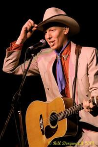 Matt Masters - co-host of Barney Bentall & the Grand Caribou Opry