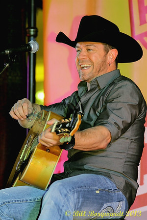 November 5, 2013 - Aaron Pritchett CFR Kick-off At West Edmonton Mall