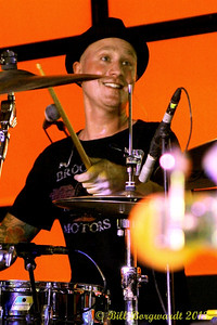 Drummer - Clayton Bellamy at Knoxvilles 177