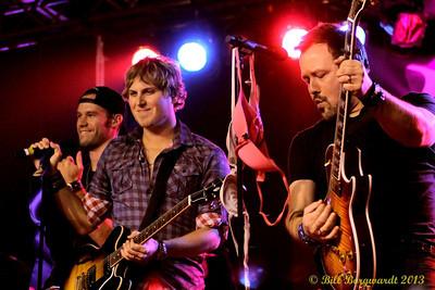 Chad Brownlee, Jason Blaine, Deric Ruttan - Your Town Throwdown 064