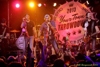 Chad Brownlee, Jason Blaine, Deric Ruttan - Your Town Throwdown 471