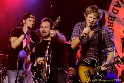 Chad Brownlee, Deric Ruttan, Jason Blaine - Your Town Throwdown 423