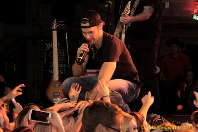 Chad Brownlee - Your Town Throwdown 366