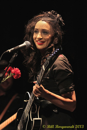 November 8, 2013 - Lindi Ortega at the Royal Alberta Museum theatre