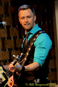 Codie Prevost at River Cree Casino lounge
