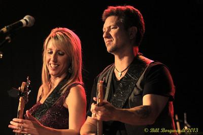 Luanne & Russ Carl - Domino at Fandangos