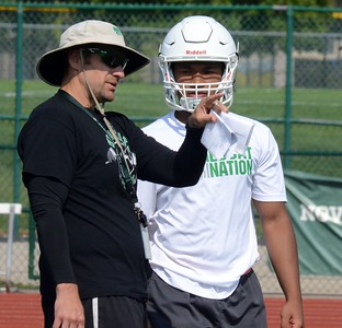 The Novi football team is coming off a 6-5 record in 2016, which included a playoff win. The Wildcats are hoping for more playoff success this season. (Oakland Press photo by Drew Ellis)
