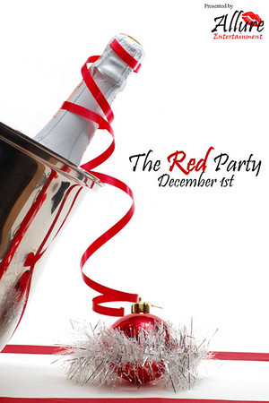 Allure Entertainment presents The Red Party