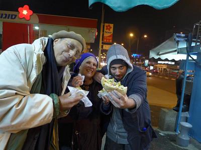 Novil visit to the Holy Land - Tevet 5774