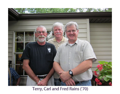 Terry Carl and Fred 07 23 2011