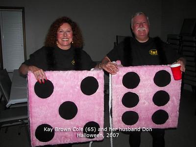 Kay Brown Cole - Halloween 2007