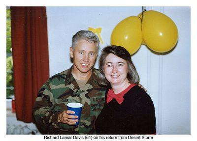 Davis, Richard Lamar - 61