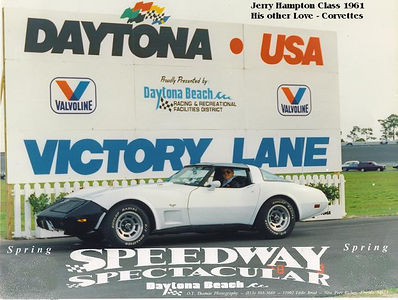 jerry corvette '61