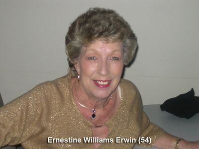 Williams Erwin, Ernestine