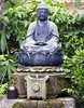 Cemetery Buddha
