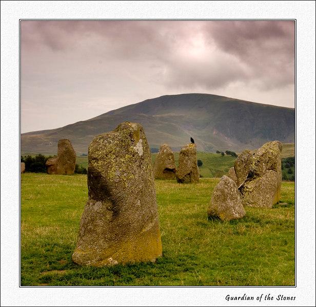 Castlerigg Stone Circle taken in the English Lake District by Jeff Arthur