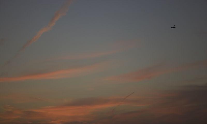 Big Sky lone glider at coaley peak picnic area frredom lonley by Jeff Arthur