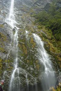 Wodospad Earland - 174m