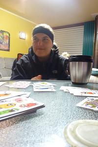 Wieczór przy kartach