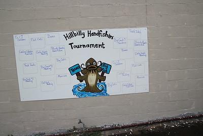 Nowata Hillbilly Handfishin