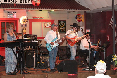 Let It Ride Band at Nowata Jubilee July 23