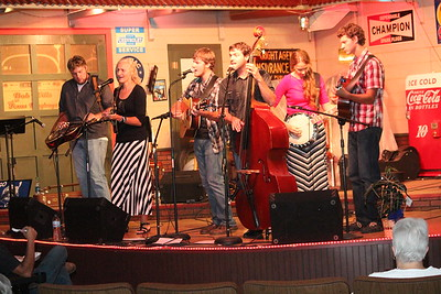 Nowata country Jubilee July 30, 2016 Coles Bluegrass