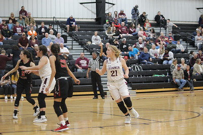 Nowata vs Caney Valley Homecoming Jan. 31