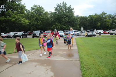 Nowata First Day of School 2019-20