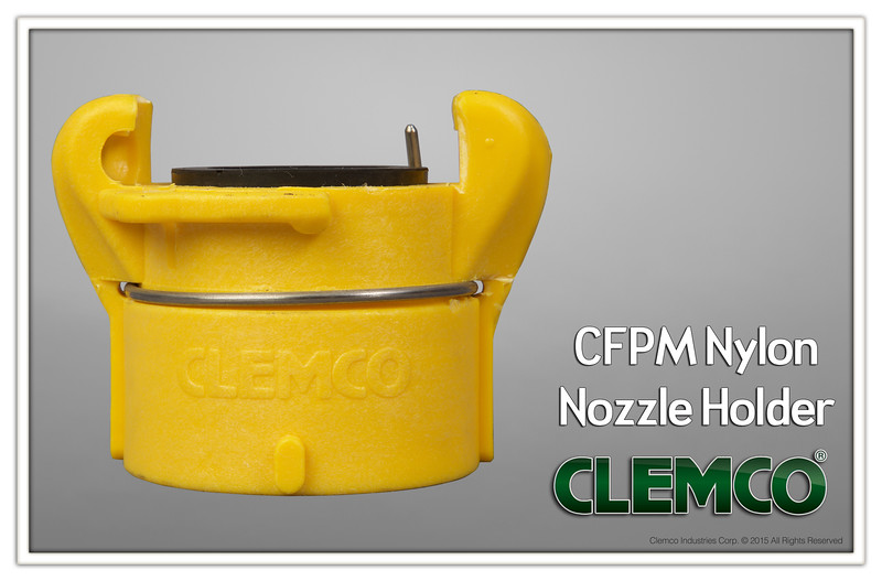 CFPM Nylon Quick Coupling Nozzle Holder