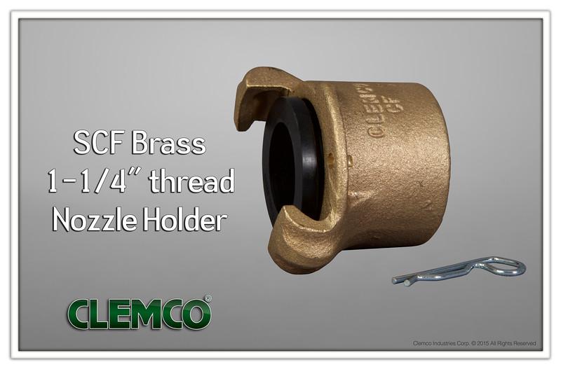 "SCF Nozzle Holder, 1.25"""