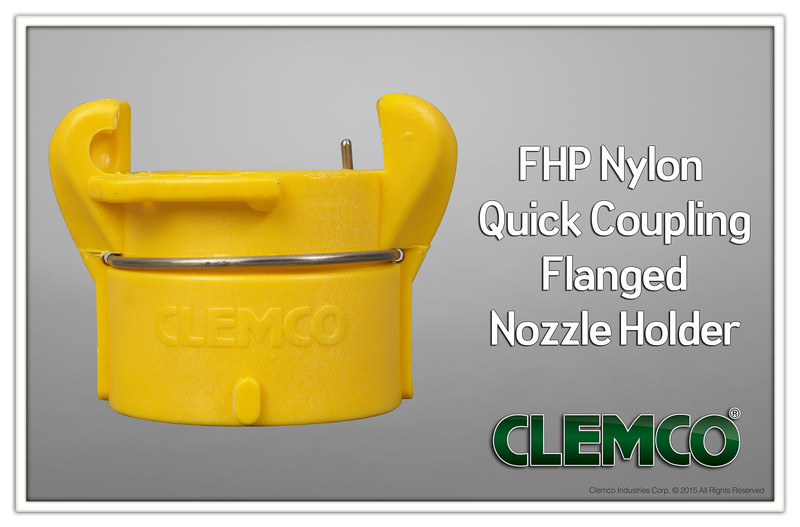 FHP Nylon Quick Coupling Nozzle Holder