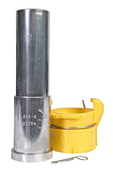 SDX-6 Flange Nozzle