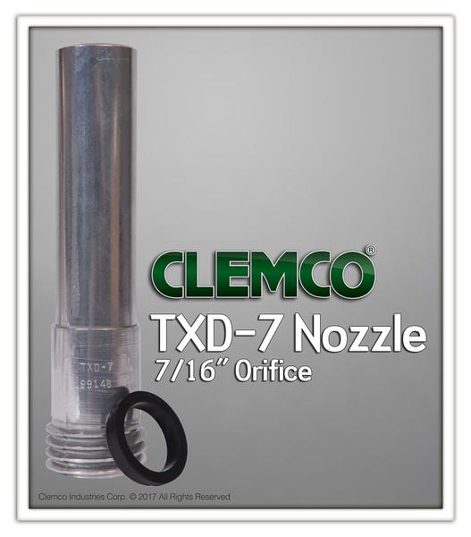 TXD-7 Nozzle