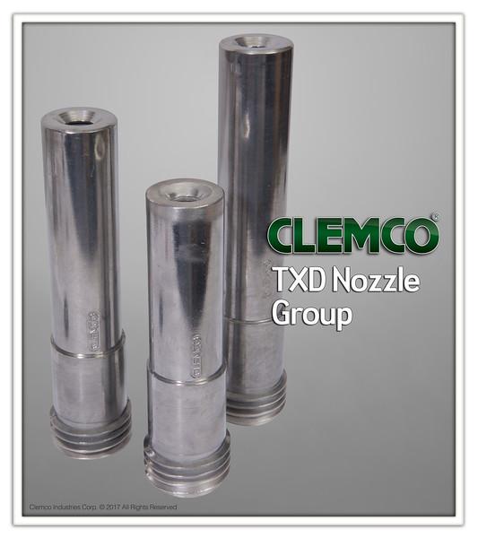 TXD Nozzle Group