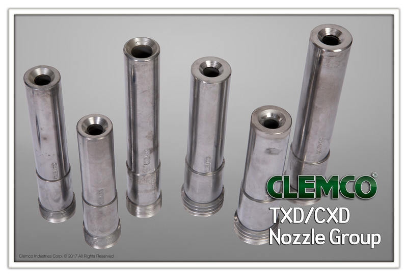 TXD/CXD Nozzle Group