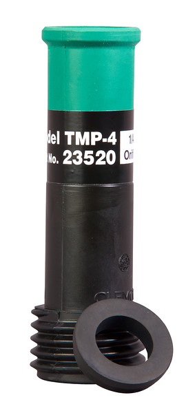 TMP-4 Rubber-Jacketed Tungsten-Carbide Nozzles