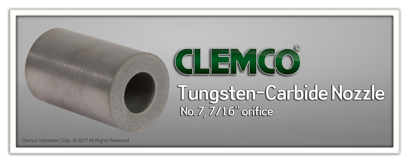 No. 7 Tungsten-Carbide Nozzle