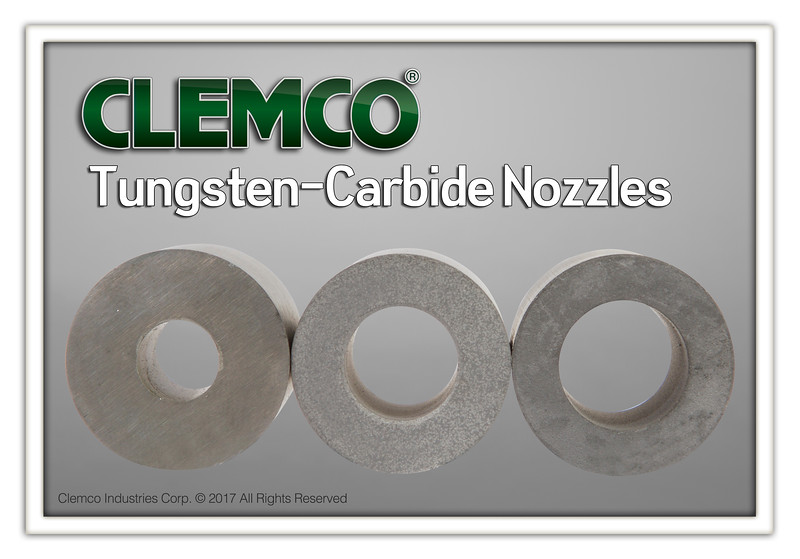 Tungsten-Carbide Nozzle