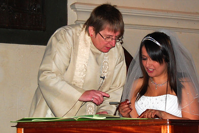 Nu Signing the Register (3)