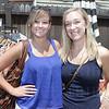 Caitlin Arquette and Hannah Inskeep.