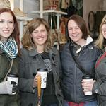 Courtney McCoy, Anastasia Harper, Erika Hargis and Whitney Adkins at Gift Horse.
