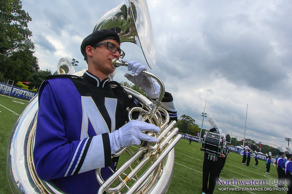 NUMB - Northwestern vs. California - August 30, 2014